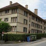 Transformation à Lausanne (photos avant)