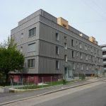 Transformation à Lausanne (photos après)